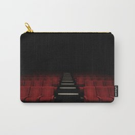 Red Theater Carry-All Pouch