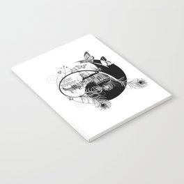 counterbalance Notebook