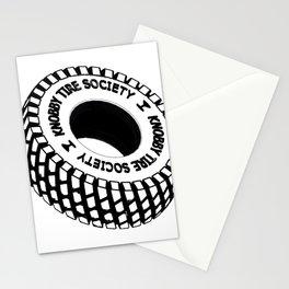 KNOBBY TIRE SOCIETY BW Stationery Cards
