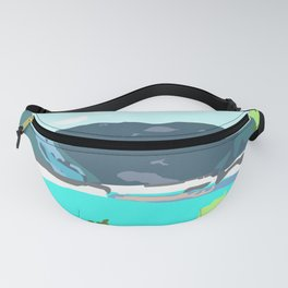 Calm panorama Fanny Pack