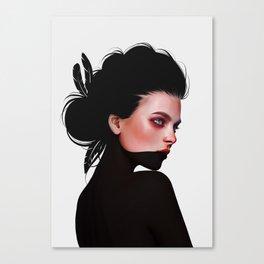 Olyv Canvas Print