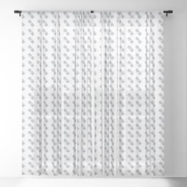 Made In New York Sheer Curtain