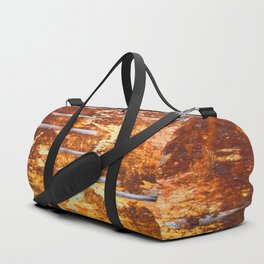 Birch Bark Volcano Duffle Bag