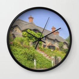 Godshill. Wall Clock