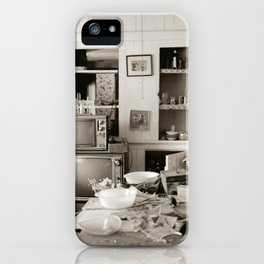 chester kitchen iPhone Case