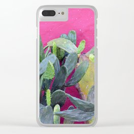 cactus i. colombia. Clear iPhone Case