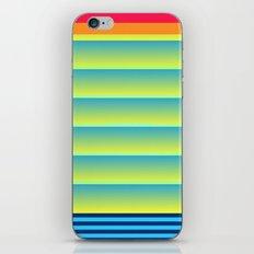 Gradient Fades v.2 iPhone & iPod Skin