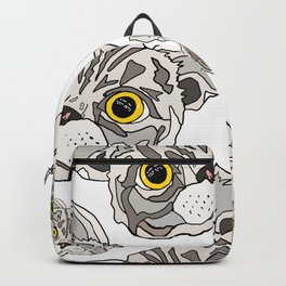 Look at ME now! - Cat Backpack