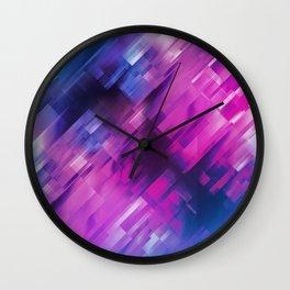 Cubic Flight Wall Clock