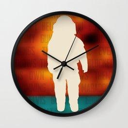 Brand New - Deja Entendu Wall Clock