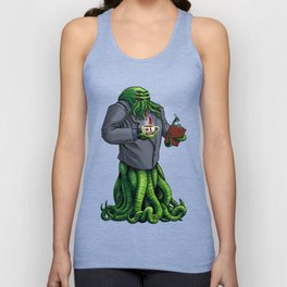 Boss Monster Unisex Tank Top