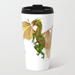 dragon_green   Travel Mug