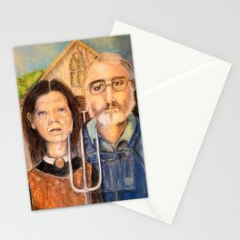 Erie Gothic Stationery Cards