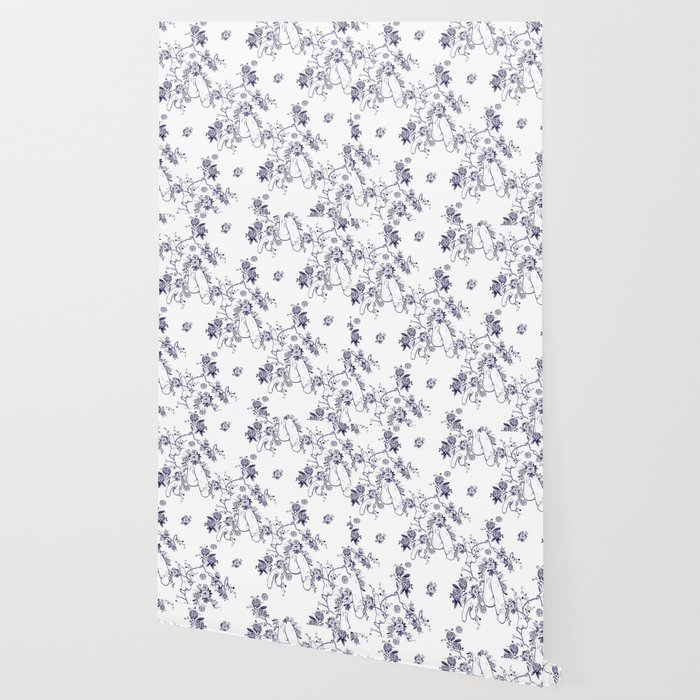 Penis Pattern Wallpaper By Dapperdan Society6
