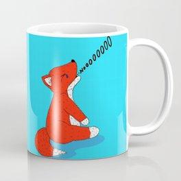 """Sad """"Nooooo"""" Coffee Mug"""