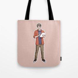 Geekin' Tote Bag