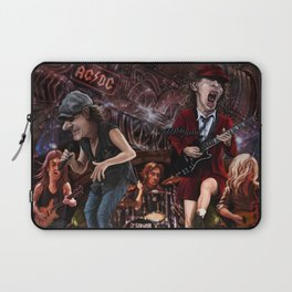 AC/DC Black Ice Laptop Sleeve