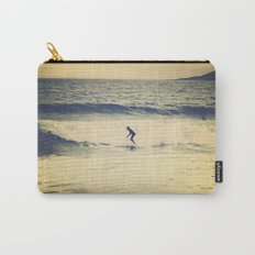 Surf  photography in Cannes French Riveria Carry-All Pouch