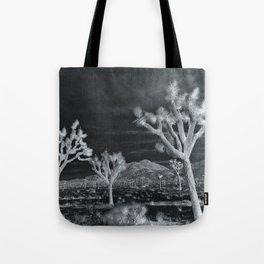 Joshua Tree InfraRed by CREYES Tote Bag