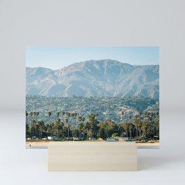 Coastal Santa Barbara 02 Mini Art Print