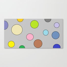 Painting Canvas Print