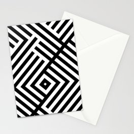 Perp and Par Stationery Cards