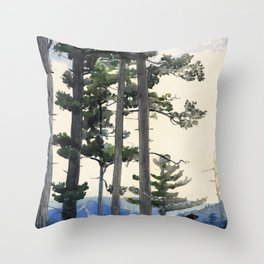 Old Settlers - Digital Remastered Edition Throw Pillow
