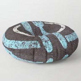Spoonless Floor Pillow