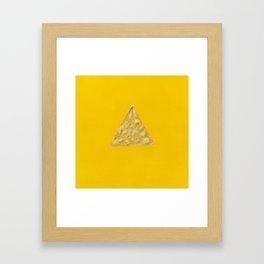Tortilla Chip Framed Art Print