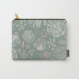 Deep-sea Treasures - soft Carry-All Pouch