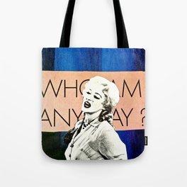 Who Am I Tote Bag