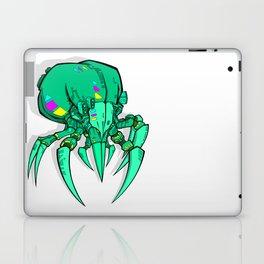 Mighty Mite - Green Laptop & iPad Skin