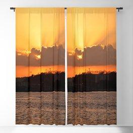 sunset Blackout Curtain