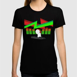 DJ! CRYAOTIC T-shirt