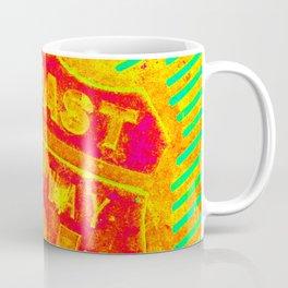 COAST HIGHWAY 101 Coffee Mug