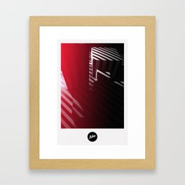 Zebra 4 Framed Art Print