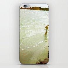 Fishing - Fripp Island South Carolina iPhone & iPod Skin