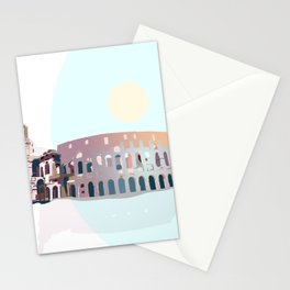 Colosseum Rome Stationery Cards