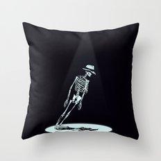 Anti-Gravity Throw Pillow