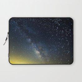Milky Way bokeh Laptop Sleeve
