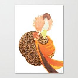 ''Ray of sunshine'' Canvas Print