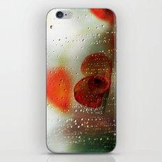 Rain, Rain, Rain, please go away! iPhone & iPod Skin