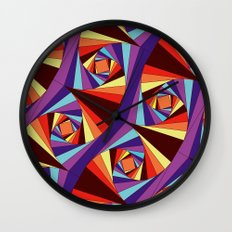 Go Crazy Wall Clock