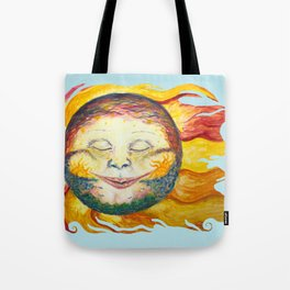 Sun Dreams Tote Bag