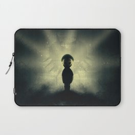 Ben Drowned/You Shouldn't Have Done That Laptop Sleeve