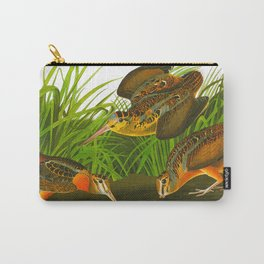 American Woodcock Bird Carry-All Pouch