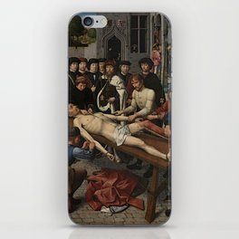 The Judgment of Cambyses iPhone Skin