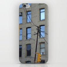 nyc clouds iPhone & iPod Skin