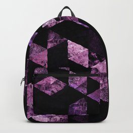 Abstract Geometric Background #34 Backpack