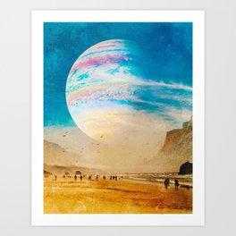 GC-818 5 Art Print